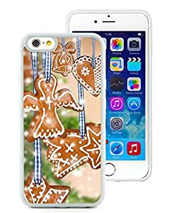 Personalization iPhone 6 Case,Christmas decorations White iPhone 6 4.7 Inch TPU Case 1