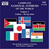 Complete National Anthems of the World - Volume 3: Gabon - Kyrgyzstan [Marco Polo]