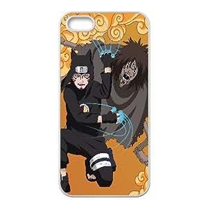 Kankuro Naruto Shippuden Anime iPhone5s Cell Phone Case White PQN6053055315197