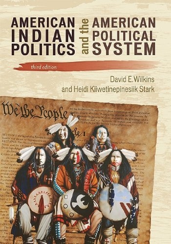 Download American Indian Politics and the American Political System: 3rd (Third) edition pdf