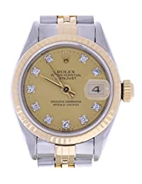 Rolex Datejust 26mm automatic-self-wind womens Watch 69173 (Certified Pre-owned)