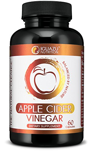 100% Organic Apple Cider Vinegar Capsules – Natural Cleanser Supports Weight Loss, Healthy Blood Sugar & Cholesterol Levels, Boosts Energy & Metabolism, with The Mother Raw Non-GMO, 700mg Pills