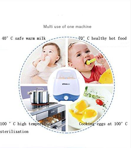 Gong Bottle Sterilizer Combo Intelligent Constant Warm Milk Baby Bottle Insulation Multifunctional Hot Milk Device