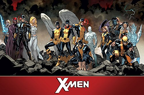 "Trends International X-Men Team Wall Poster 22.375"" x 34"""