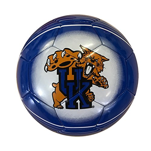 (Icon Sports NCAA Size 5 Regulation Soccer Balls (University of Kentucky)