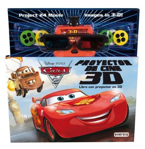 Cars 2. Libro con proyector de cine 3D: Ignacio de, (trad ...