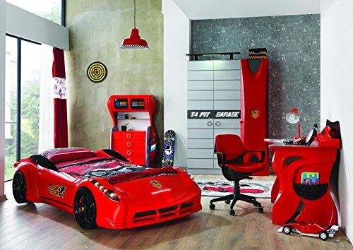 Childrens Black White Red Ferrari 458 Italia Style