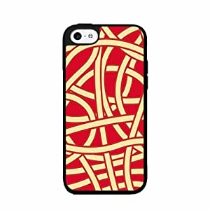 Funny Spaghetti and Sauce 2-piece Dual Layer Phone Case Back Cover iPhone 4 4s