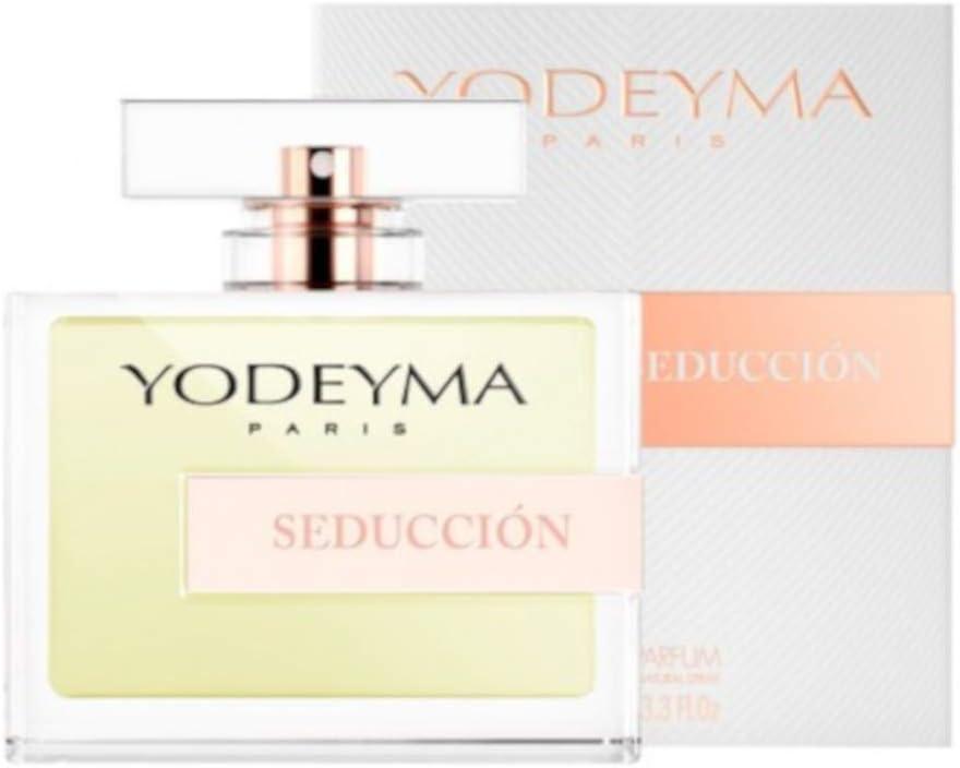 EAU DE PARFUM 100ML YODEYMA SEDUCCION FEMENINO: Amazon.es: Belleza