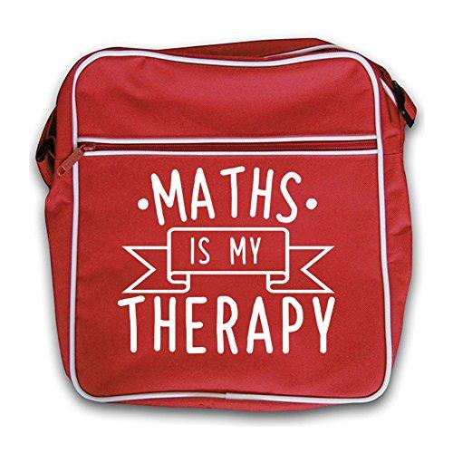 De Rojo Bolsa Retro Es Viaje Mi Terapia Matemáticas Rojo WfHCTUqn