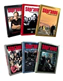 The Sopranos - The Complete Seasons 1 - 5 & Season 6, Part 1 (6-Pack)