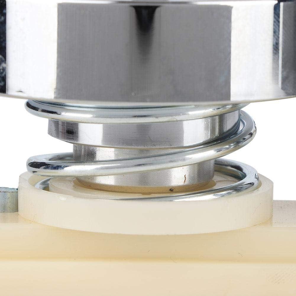 HEEPDD Badge Moule Pin Badge 58mm Fabrication De Moules Badge Poin/çon Die Rond Bouton Moule DIY Bouton Maker Punch Presse Outil Accessoires