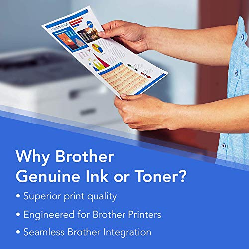 Brother Genuine TN223M, Standard Yield Toner Cartridge, Replacement Magenta Toner, Page Yield Up to 1,300 Pages, TN223, Amazon Dash Replenishment Cartridge