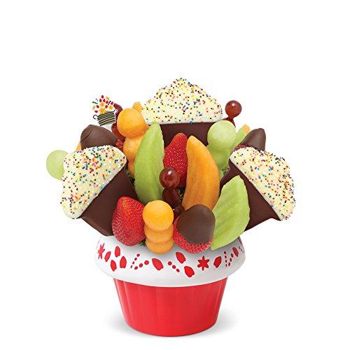 Edible Arrangements Confetti Fruit Cupcake Dipped Strawberries