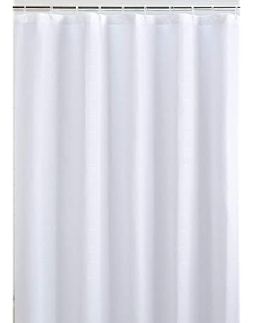 2c98ed1ee916 LiBa Mildew Resistant Fabric Shower Curtain Waterproof Water-Repellent    Antibacterial
