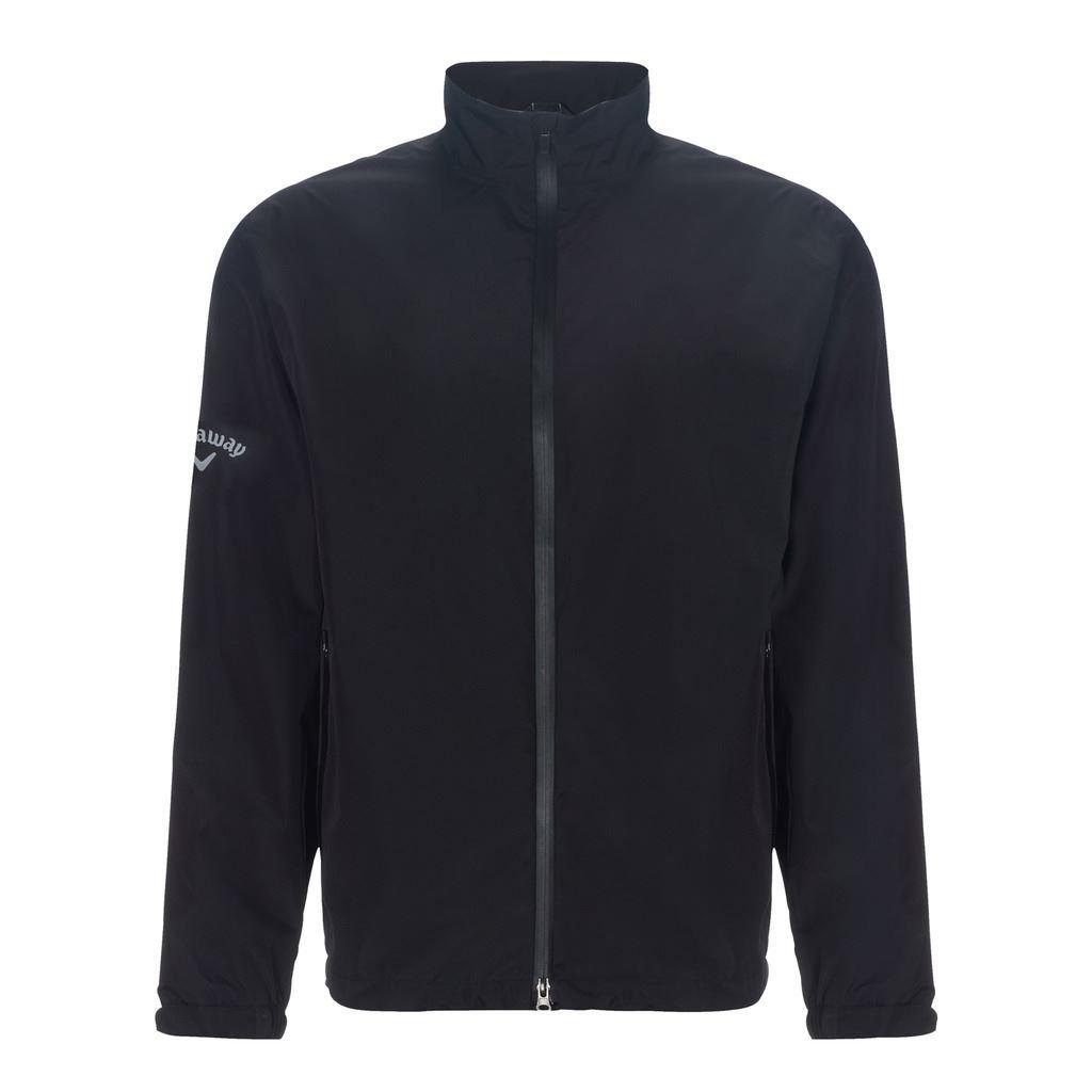 2016 Callaway Tour Logo chaqueta de golf para hombre, impermeable, hombre, color Caviar, tamaño small: Amazon.es: Deportes y aire libre