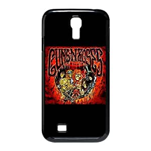 Samsung Galaxy S4 I9500 Phone Case for Classic Band GUNS N' ROSES theme pattern design GCBGNRS908470