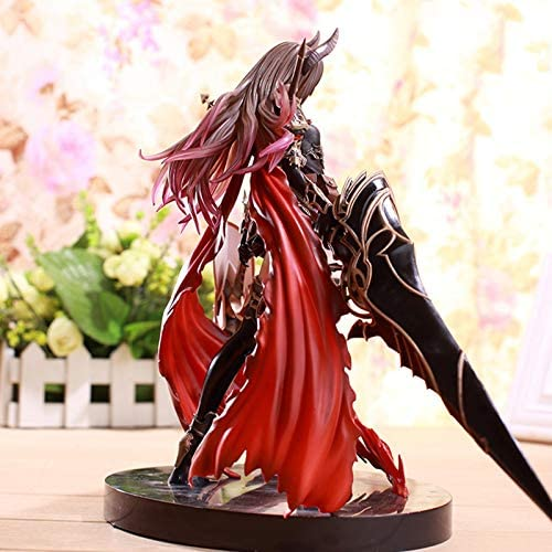 Anime figuur, Wrath of Bahamut, Olivia Dark Dragon Knight, Dark Angel, figuur