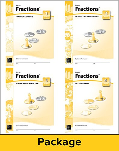 Key to Fractions, Books 1-4 Set ()