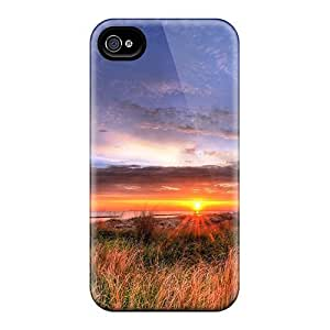 New Fashion PremiumDiy For Iphone 5/5s Case Cover Most Beautiful Sunrise Hdr