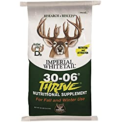 Whitetail Institute Of Na Thr20 Thrive Small-Animal-Food, 20Lb
