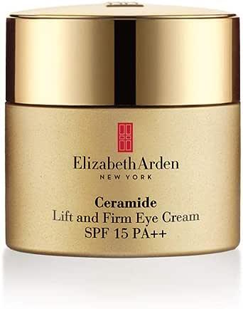 Elizabeth Arden Ceramide Lift & Firm Eye Cream SPF 15 by Elizabeth Arden for Women 15 ml