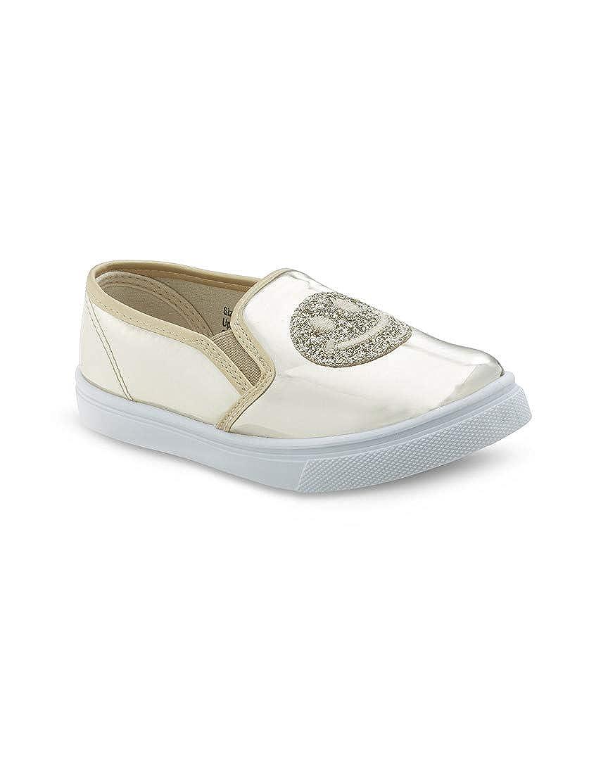 3Y Gold Olivia Miller Plaisir Slip-On Sneaker