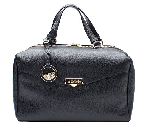 Versace-Collection-Leather-Borsa-Giorna-Satchel-Handbag