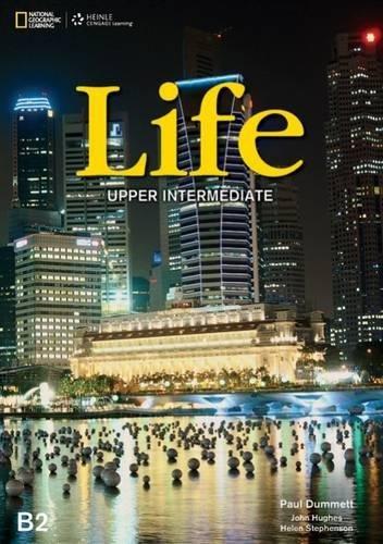 Life Upper Intermediate with DVD (Life (British English))