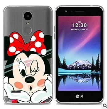 Prevoa LG K8 2017 / LG K4 2017 - Colorful Silicona Funda Case Protictive para LG K8 2017 / LG K4 2017 Smartphone - 12