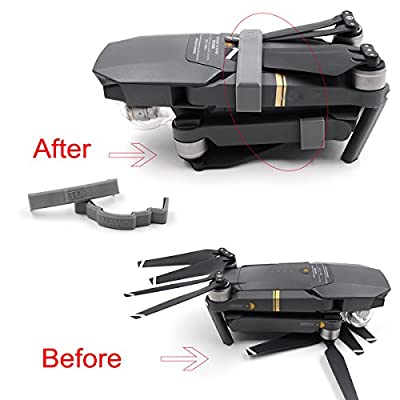 3D Printed Motor Blade Fixed Holder Protector Transport Protection for DJI MAVIC PRO Quadcopter