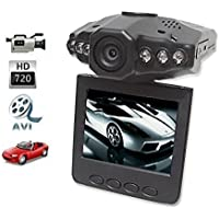 PremiumAV Wireless CCTV Camera and Car DVR with 2.5 Inches LCD screen and Night Vision