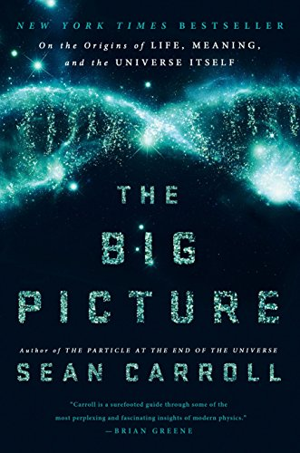 The Big Picture: On the Origins of Life, Meaning, and the Universe Itself [Sean Carroll] (Tapa Dura)
