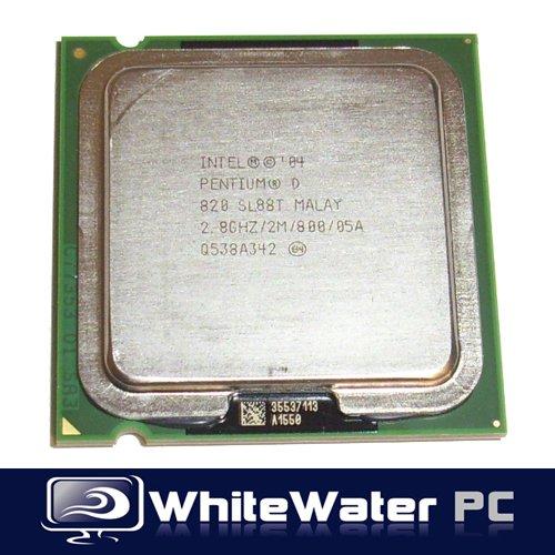 (Intel Pentium D 2.80 GHz 800 MHz Socket 775  processor (SL88T))