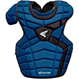 Easton Mako II Adult Catcher's Chest Protector, Red/Black