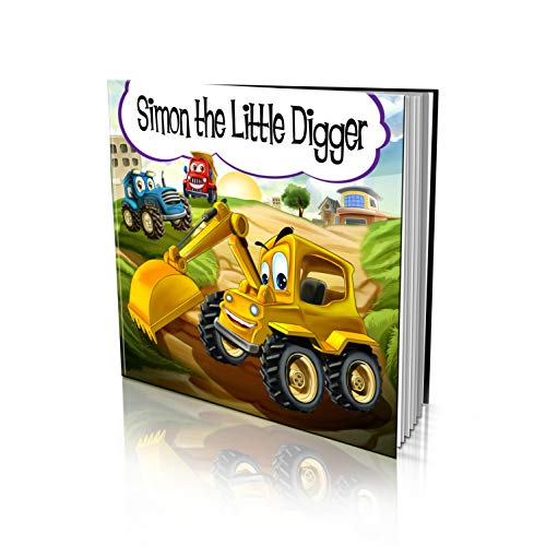 (Personalized Story Book by Dinkleboo -