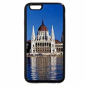 iPhone 6S Plus Case, iPhone 6 Plus Case, old bridge in budapest hdr
