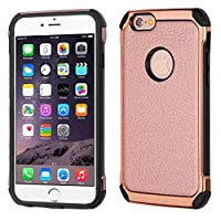 Asmyna Cell Phone Case for Apple iphone 6S Plus/6 Plus - Rose Gold