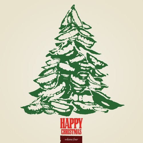 Christmas Album Cover Art.Happy Christmas Vol 4 By Various Artists