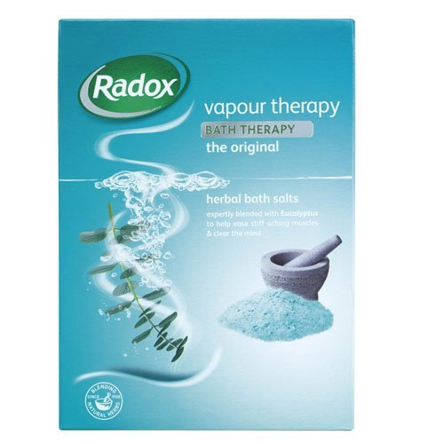 - Radox Bath Therapy Vapour Therapy Herbal Bath Salts 400g by Radox
