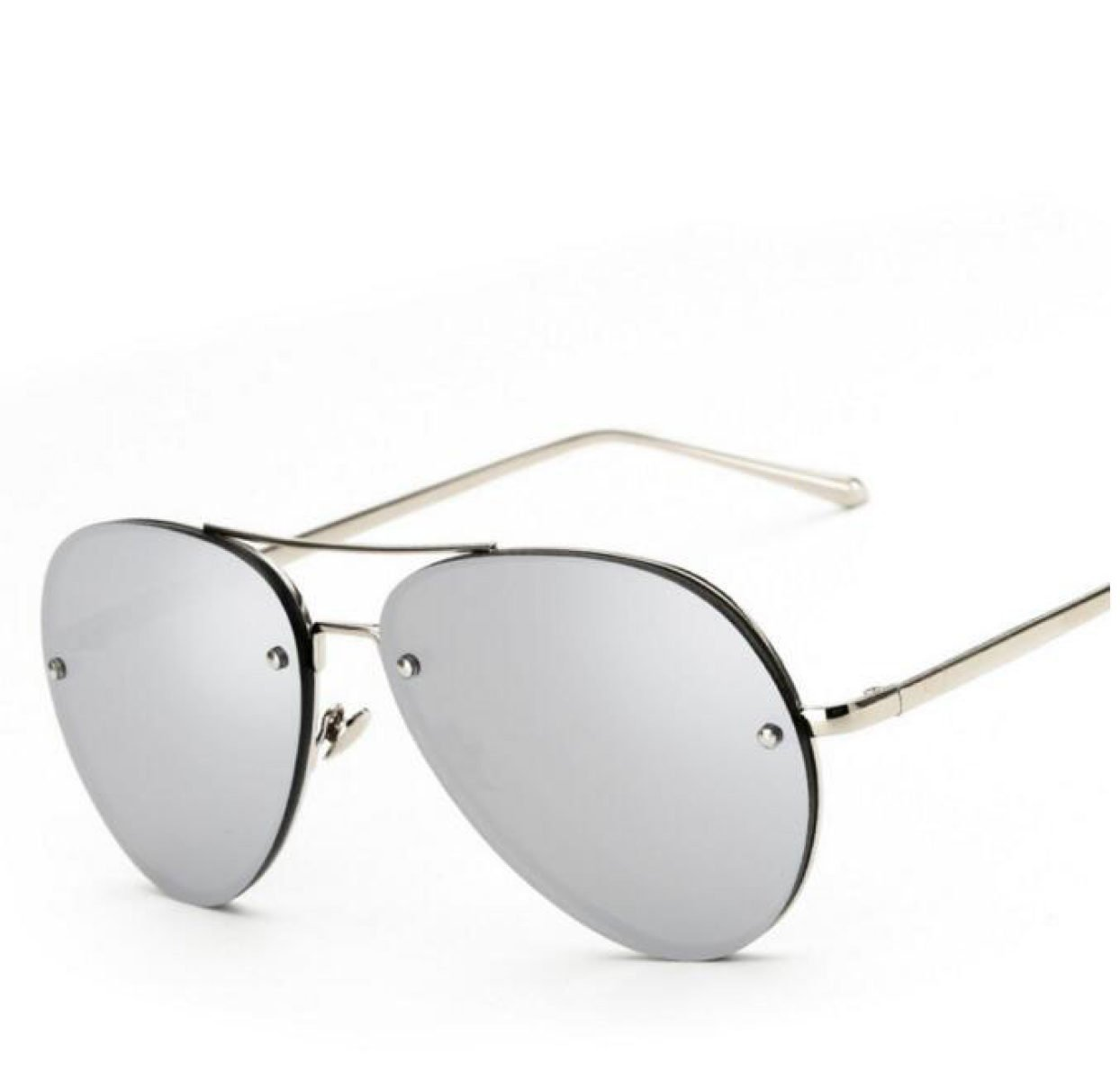 Personality Trend Aviator Sonnenbrille Fahrer Sonnenbrille,A3