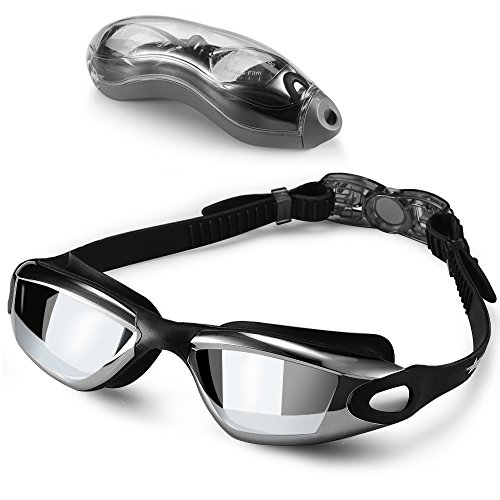 Swimming goggles no leak anti fog