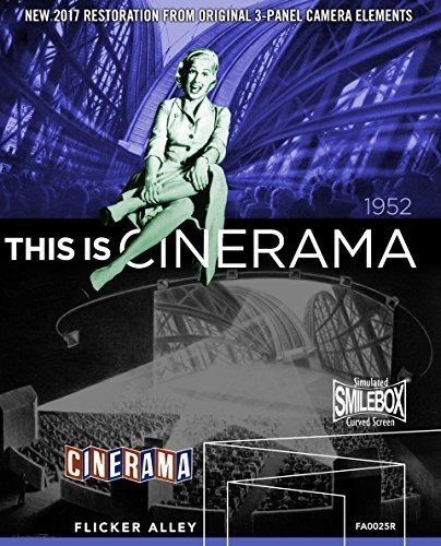 This is Cinerama - 2017 Authorized Restoration [Blu-ray]