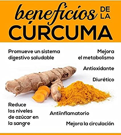 Amazon.com: Concentrado de Cúrcuma liquido/ Curcumin concentrate Ready to drink: Health & Personal Care