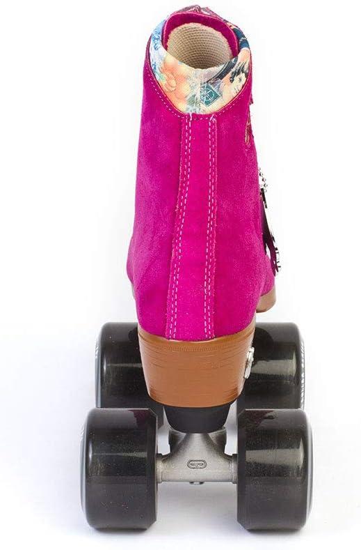 Moxi Skates – Lolly – Fashionable Womens Quad Roller Skate
