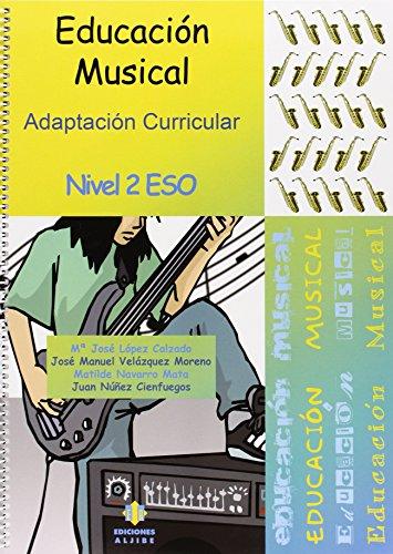 Descargar Libro Adaptación Curricular. Educación Musical Ii Eso Desconocido