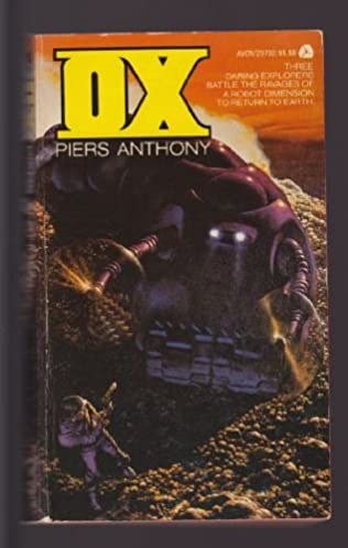 book cover of Ox