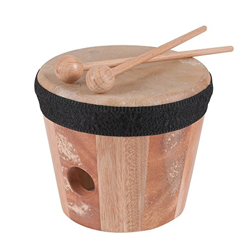 Ocean Tom Drum (Westco Child's Drum with Mallets (4.5 x 5.25 inches; Age 12+))