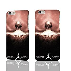 "jordan 3D Rough iphone Plus 6 -5.5 inches Case Skin, fashion design image custom iPhone 6 Plus - 5.5 inches , durable iphone 6 hard 3D case cover for iphone 6 (5.5""), Case New Design By Codystore"