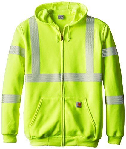 Carhartt Mens Visibility Class Sweatshirt